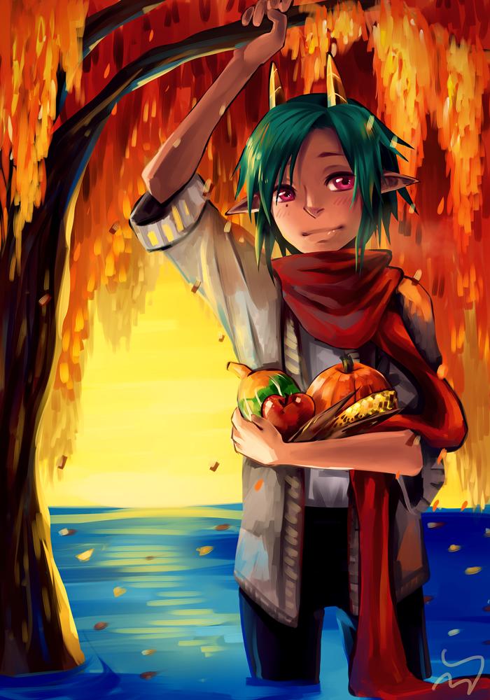 fall by caydett
