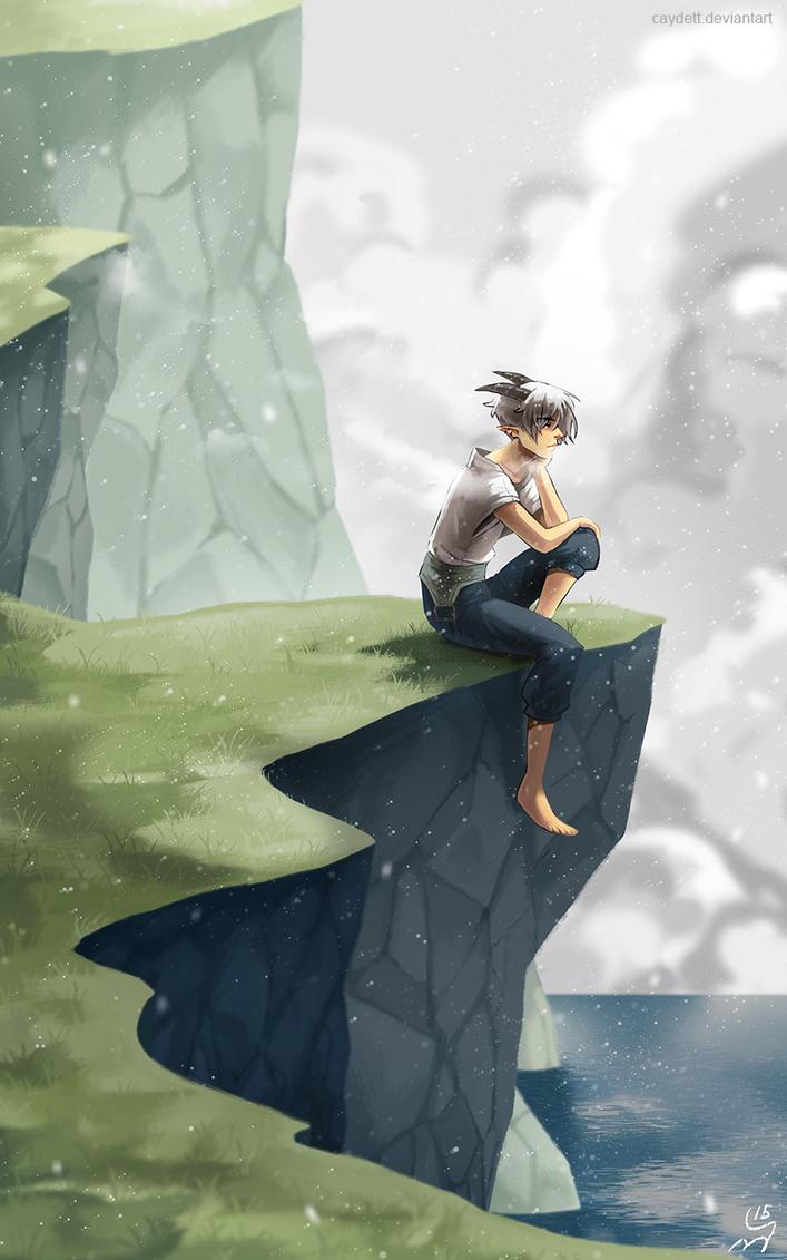 cliffside by caydett
