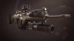 AR03 Assault Rifle