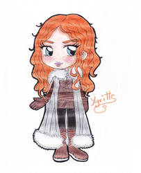 Ygritte chibi