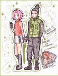 Shikamaru and Sakura thanks