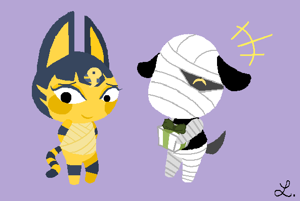 The gallery for --> Acnl Ankha