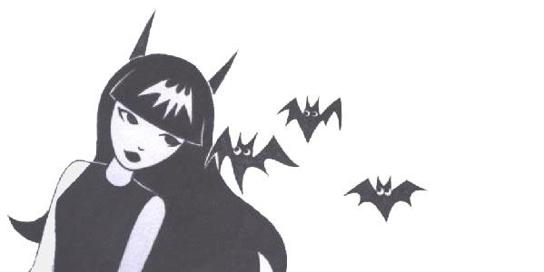 Batty Emily by SnowGem