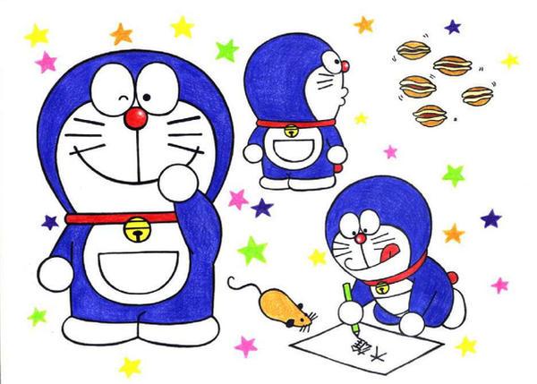 Doraemon by SnowGem