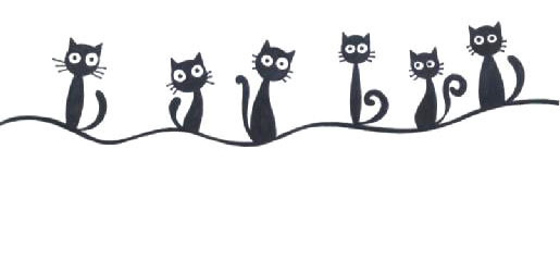 Hi Kitties by SnowGem