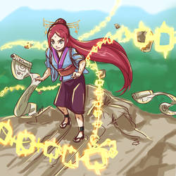 Umeko - Adamantine Attacking Chains