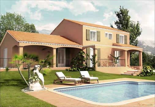 The Sunny house