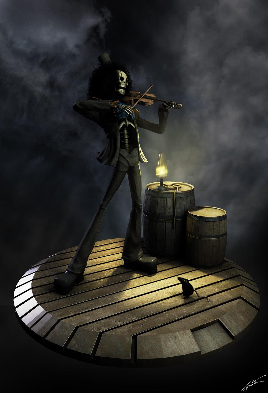 One Piece - Dead Bones Brook