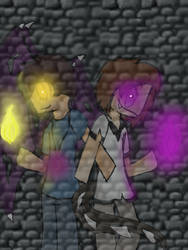 [EnderLox And SkyBrine] Been Here since the End