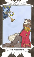 The Judgement- Auron