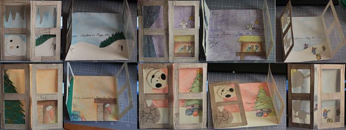 Christmas Cards 2015 - Windows