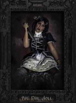 Horrorama - The Evil Doll