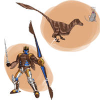 Transformers - Accurate Dinobot