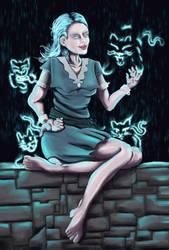 Blue Witch - Larya