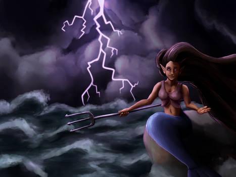 Lighting and Mermaid
