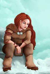 Mirinitia - Warrior on ice
