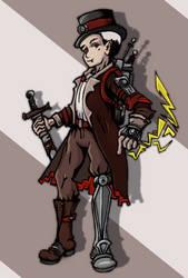 Eric - Just a steampunk vampire