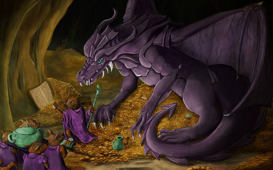 Offering to the Black Dragon
