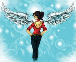 Feathers: Femme Potter