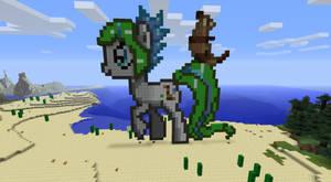 EllisPony Minecraft Sprite