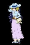 Megumi the Touhoumon trainer