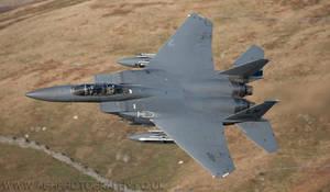 USAF F15 Strike Eagle by Albi748