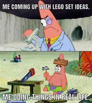 Lego set ideas meme
