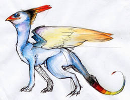 Gryphon Creature pfft