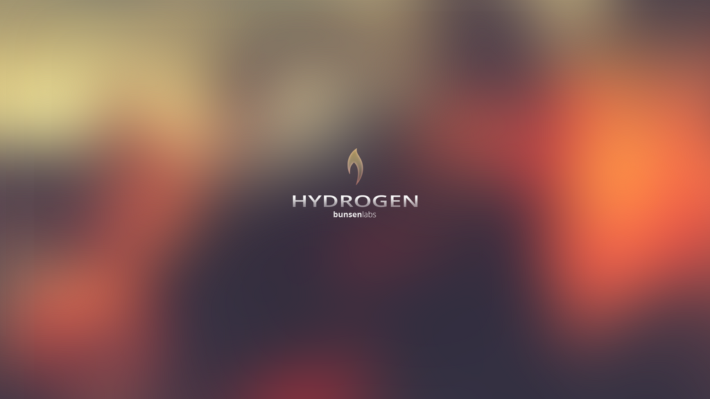 BunsenLabs Hydrogen - Blur by NixiePro