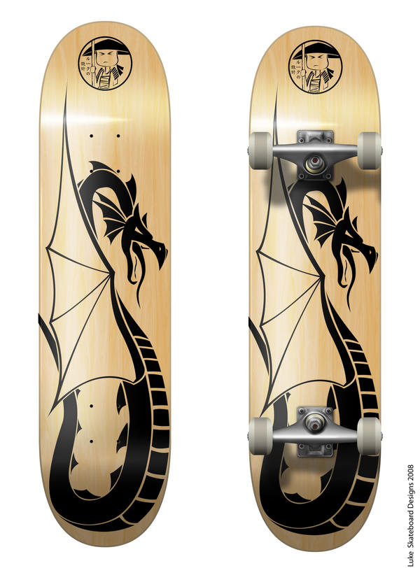 skateboard design 2 by dyreryft on deviantart