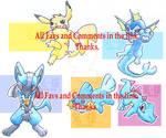 Random Pokemon FanArt...