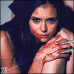 Nina Dobrev as X-23 by alifevel