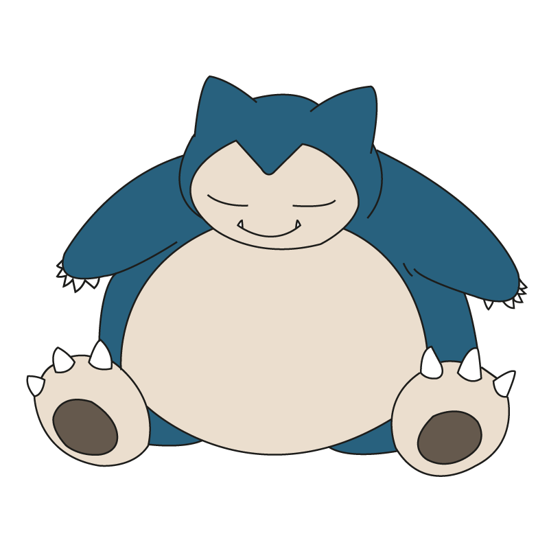 Download chair png images transparent gallery - Snorlax By Racamo7 On Deviantart