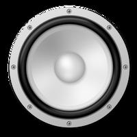 White Speaker by JaneVision