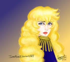 Lady Oscar sorrow