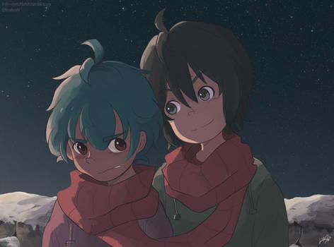 Petrichor~ Cold Outside