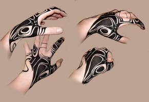 tattoo by mev