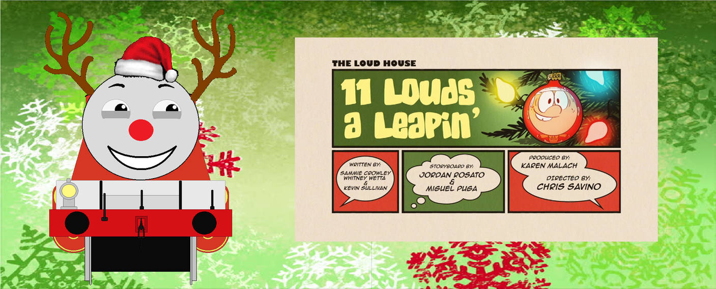 watch the loud house 11 louds a leapin