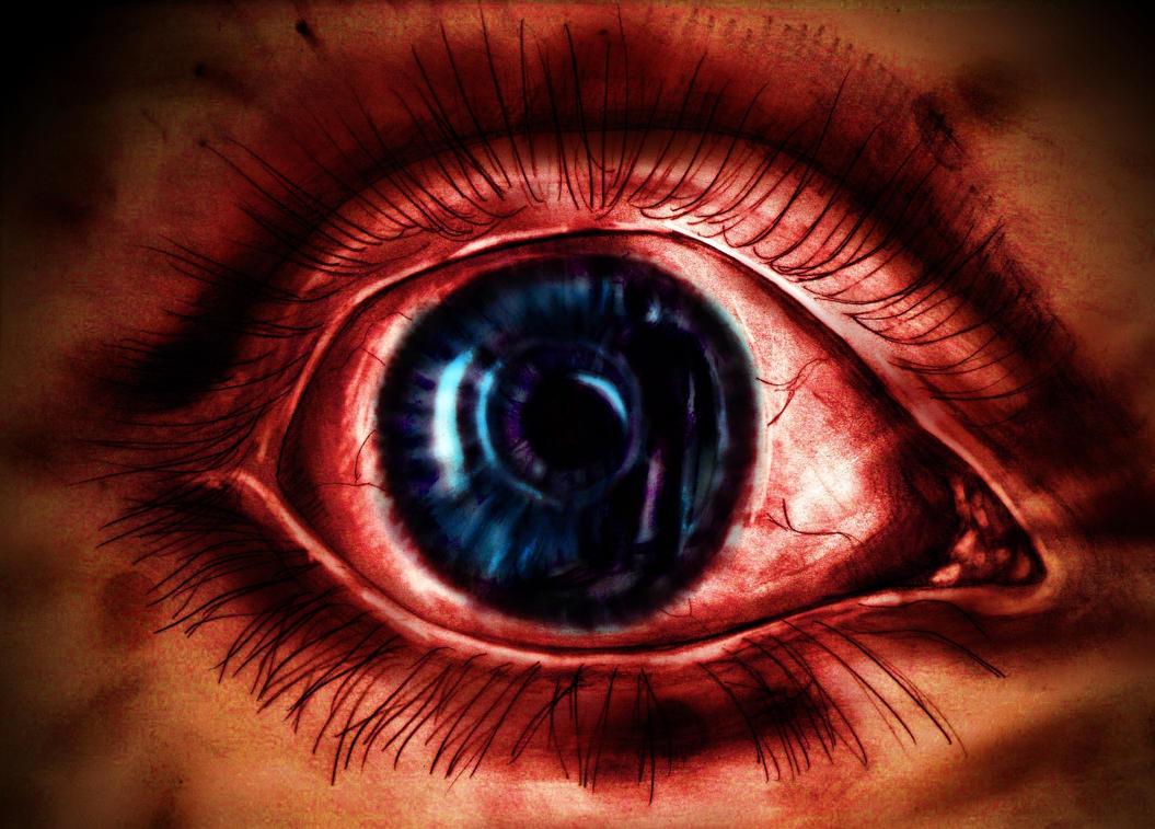 Eye Alone by smile7z