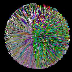 Spiky ball thing