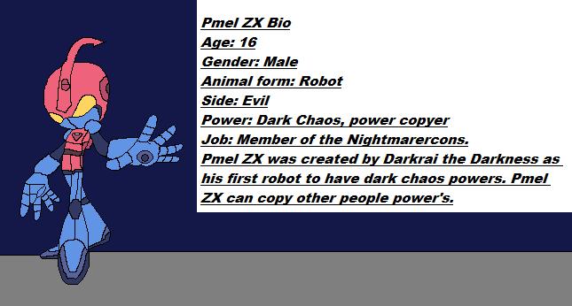 Pmel ZX Bio by Power1x