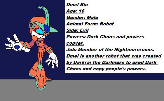 Dmel Bio by Power1x