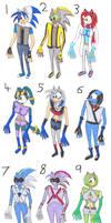 Chaos En-Forcer's Members  Bio