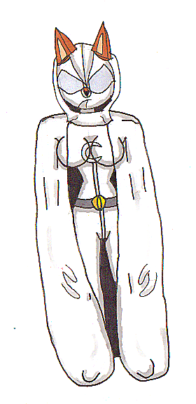 Sally Moon Knight by Power1x