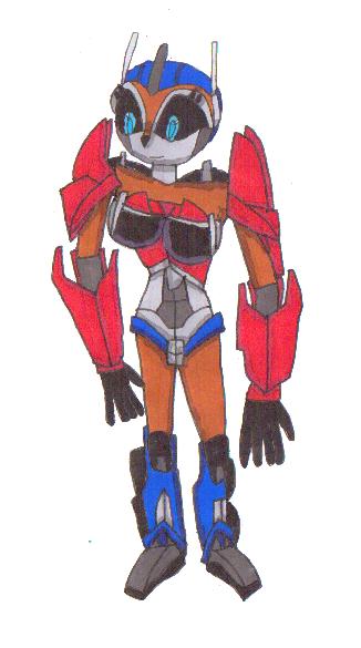 Satimus prime by Power1x