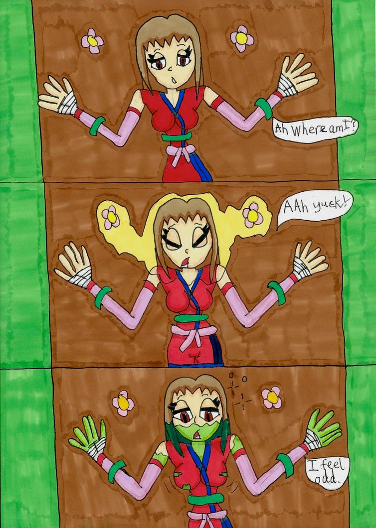 Malana Planteon tf comic page 1 by Power1x