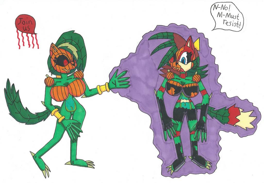 Pumpkin Curse by Power1x