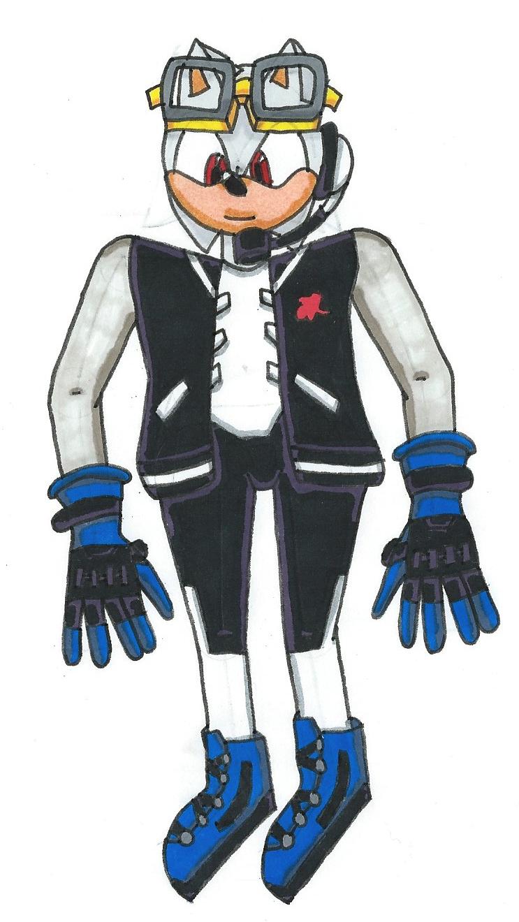SF Backup the Hedgehog by Power1x