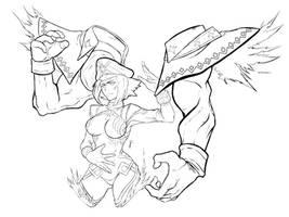 Newt - Xenoblade Chronicles 2