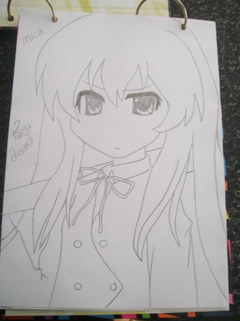 Taiga draw by Chica-Otaku